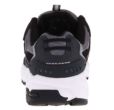 Skechers-Sport-Mens-Stamina-Nuovo-Cutback-Lace-Up-Sneaker-back