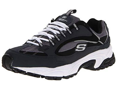Skechers-Sport-Mens-Stamina-Nuovo-Cutback-Lace-Up-Sneaker